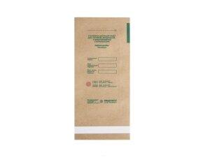 Крафт пакеты для стерилизации 100*200мм (100 шт) №3861