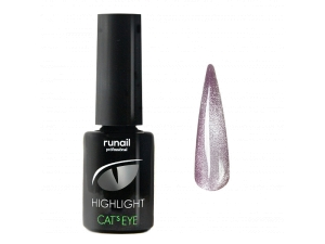 Гель-лак Cat's eye Highlight №6035, 6мл RuNail