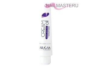 Крем для рук Cream Oil с маслом виноградной косточки и жожоба, ARAVIA Professional (100 мл)