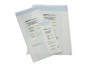 "Пакет бумажный самозапечатывающийся плоский 100 мм х 200 мм ""DGM Steriguard"""