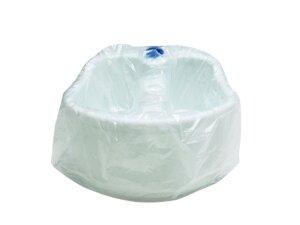 Пакеты для педикюрных ванн 50х50+20 см. 100шт/упк.