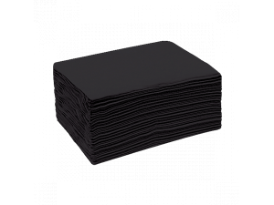 Полотенце М55 Черный бархат 45х90 (поштучно) 50шт/упк
