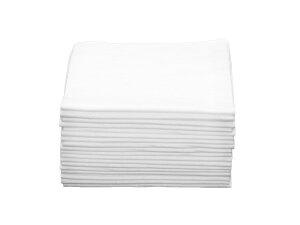 Полотенце Премиум (Соты) M55 Белый 35х70 (поштучно) 50шт/упк