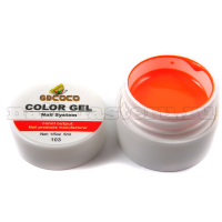 Gd coco gel color - №103 морковный 5 мл.