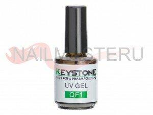 Уф баз гель - Keystone bonder gel 15ml.