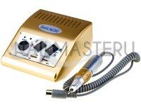 Аппарат для маникюра Electric nail drill JD500 Золото