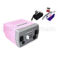 Аппарат для маникюра Electric nail drill DR288 розовый