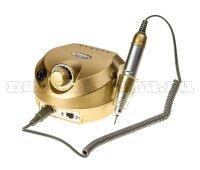 Аппарат для маникюра Electric nail drill 202 золотой