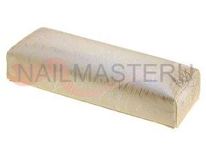 """Подлокотник для рук для маникюра RuNail """"Золото"""" (29х12,5х5,5 см)"""